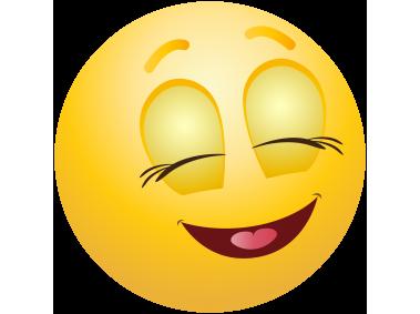 Pleased Emoticon