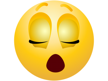 Sleeping Emoticon