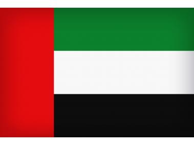 United Arab Emirates Large Flag