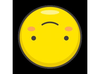 Upside Down Face Emoji